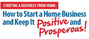 How to start home based business banner